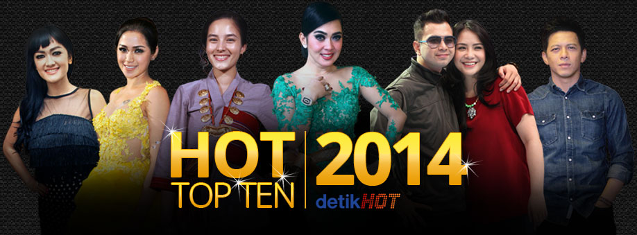 DetikHOt - Top Ten 2014