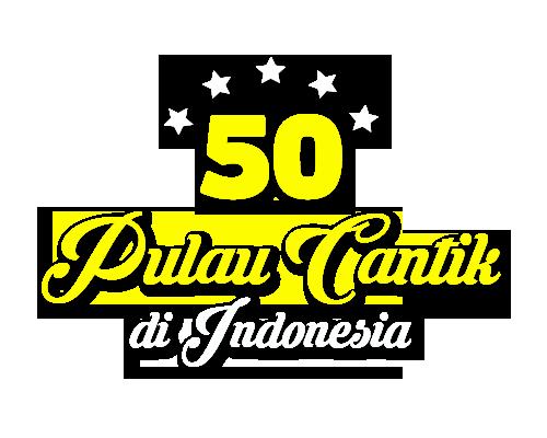 50 pulau Cantik di Indonesia