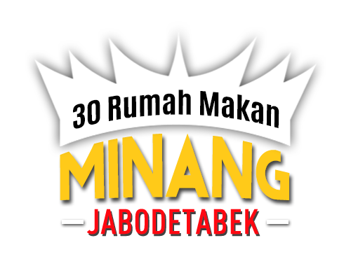 30 Rumah Makan Minang Jabodetabek