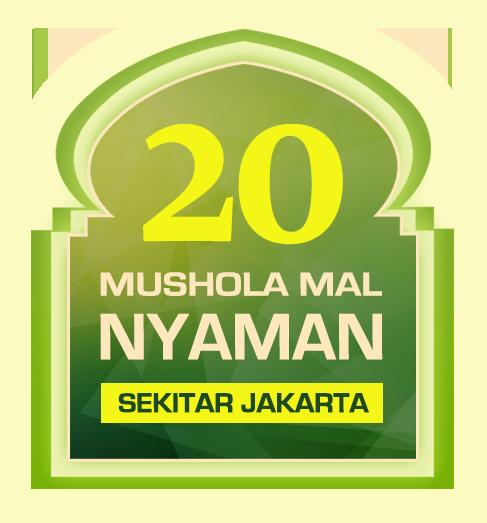20 Musola Mal Nyaman Sekitar Jakarta