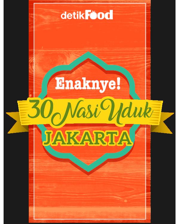 Nasi Uduk Enak di Jakarta
